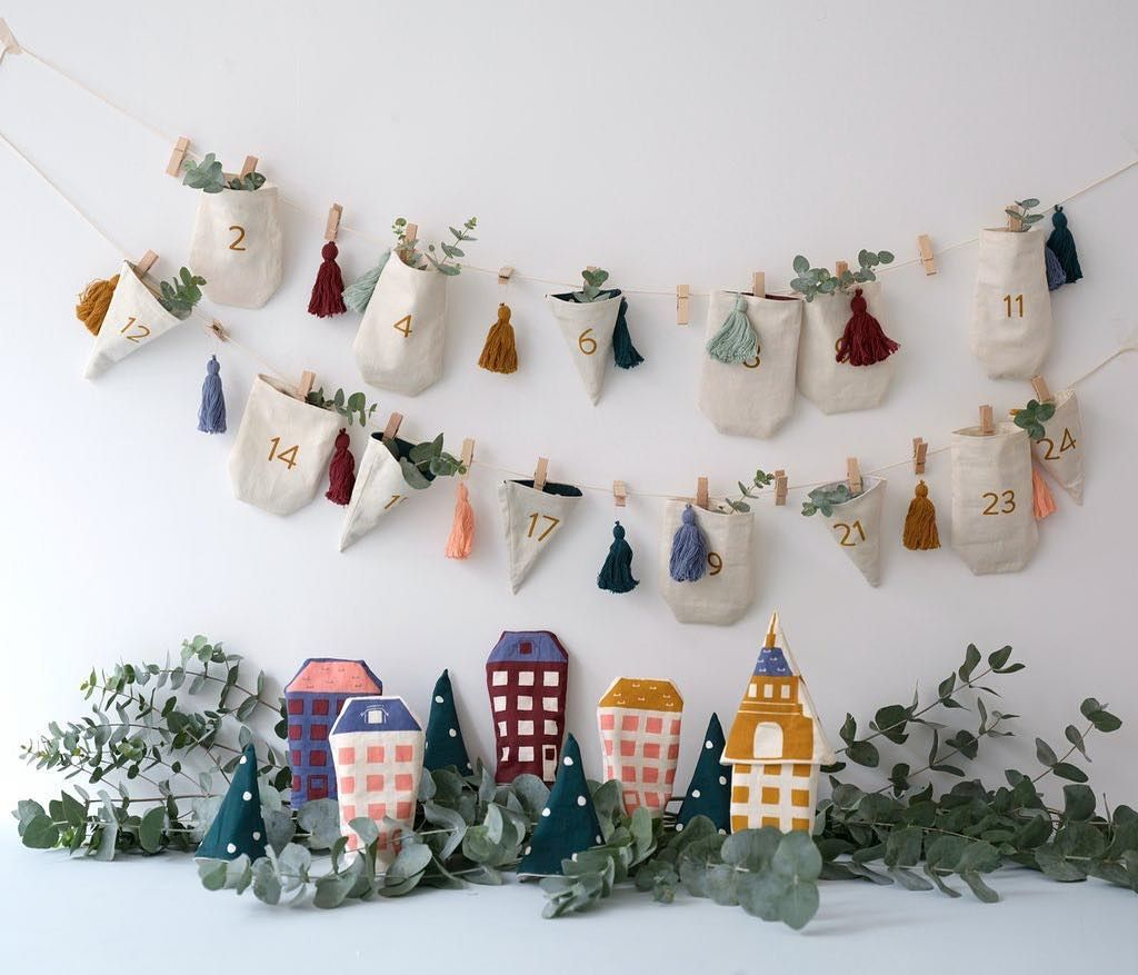 Bianca Wessel On Instagram The Most Beautiful Scandinavian Style Advent Calendars Of 2 Copenhagen Christmas Christmas Calendar Christmas Scandinavian Style