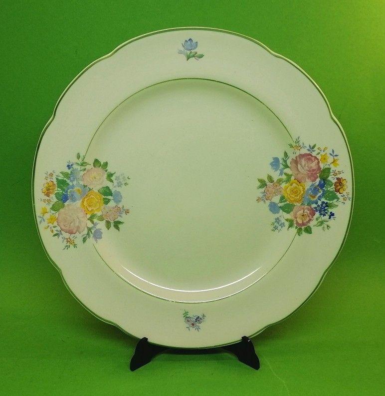 Mad Mouse Antique Porcelain ✳️ mad-mouse.nl   Plazuid Plate   Royal Pottery Bakery   Gouda Holland 1950's  #MadMouseAntiquePorcelain   #plate #wallplate #gouda #royal #bakery #potterybakery #antiqueplate #ceramicplate #porcelain #porcelaine #porzellan #porcellana #porcelana #antiqueporcelain #oldporcelain #porcelainlovers #porcelainart #china #ceramic #ceramics #keramik #ceramique #ceramica #ceramico #pottery #oldpottery #potteryart #potterylife
