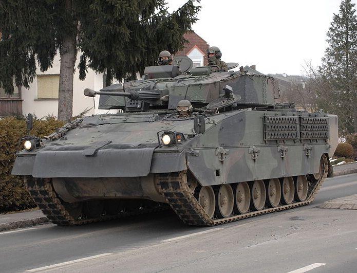 5388aca87ca4 ASCOD Ulan IFV - Austrian Army