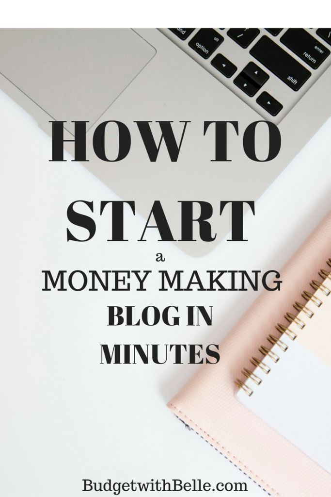 How To Start A Wordpress Blog On Bluehost Blogging For Beginners