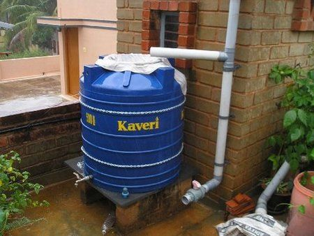 The Bwssb Has Issued Notices To Houses In Bangalore For Not Installing Rain Water Harvesting Units