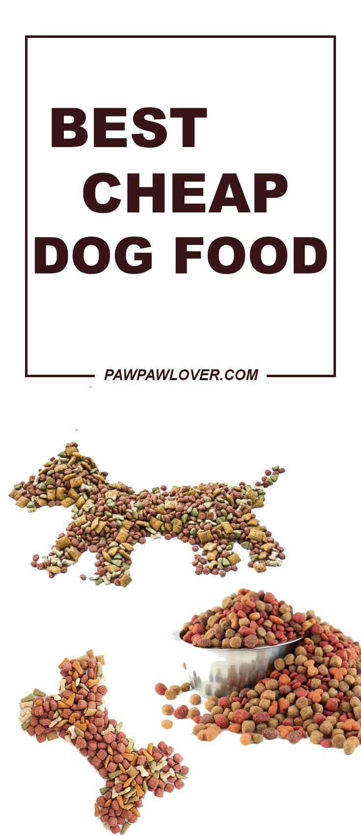 Best Cheap Dog Food Grain Free Inexpensise Affordable Brands