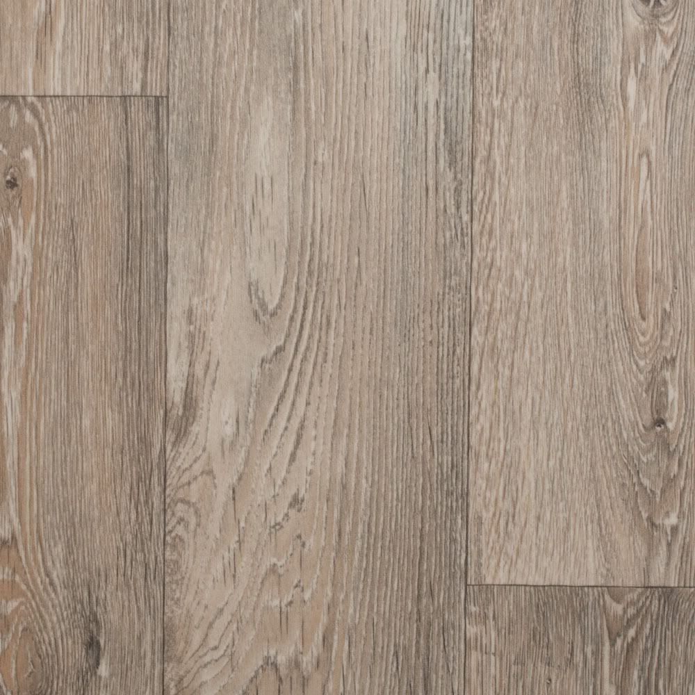 Light Beige Grey Wood Plank Vinyl