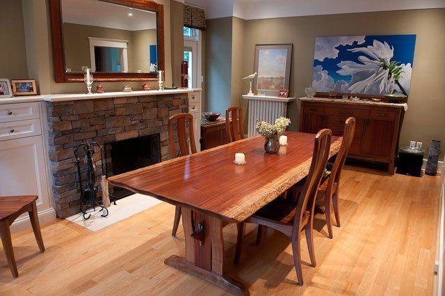 Koletic Designs Custom Live Edge Furniture  Ideas for the House