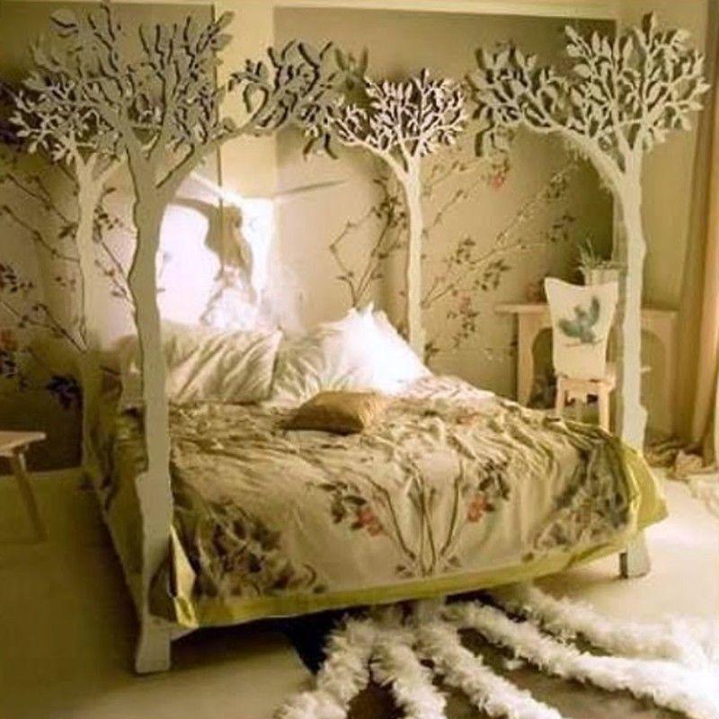 Superieur Fairy Woodland Theme Bedroom Decorating Ideas Fairty Themed Rooms 777