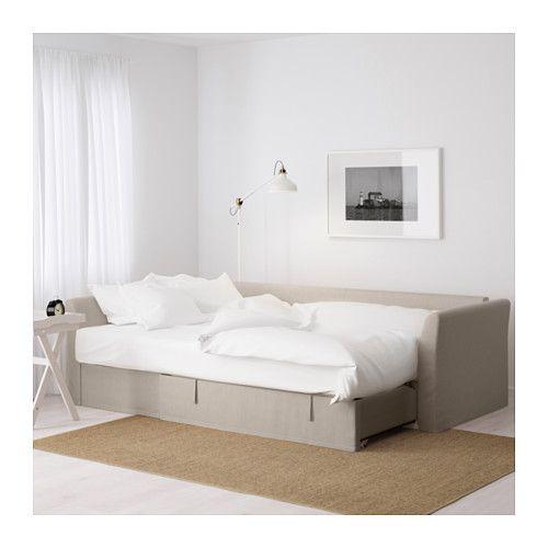 Holmsund Sleeper Sectional 3 Seat Nordvalla Medium Gray Sofa