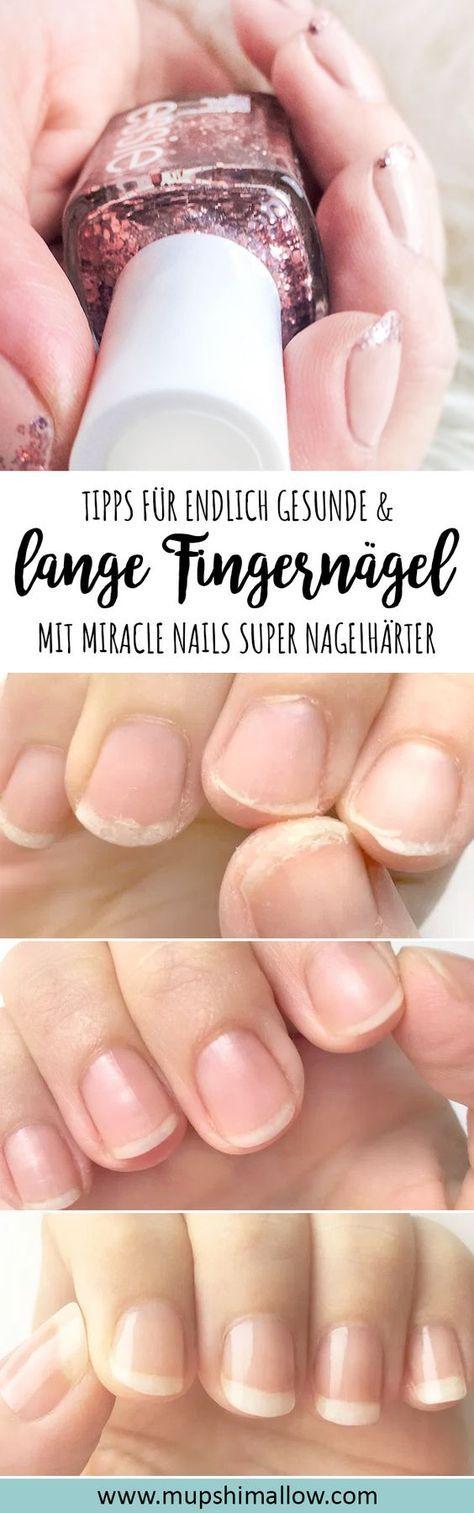 endlich lange und gesunde fingern gel miracle nails super nagelh rter memory pinterest. Black Bedroom Furniture Sets. Home Design Ideas