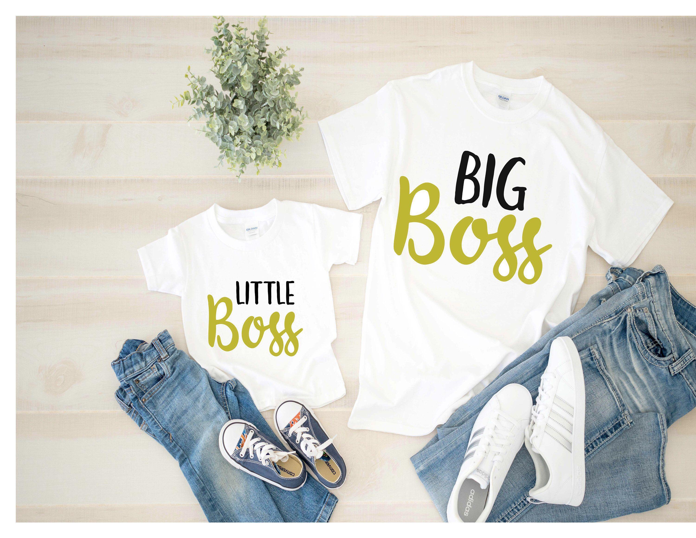 Little Boss Shirt