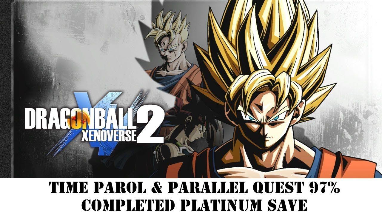 [PS4] Dragon Ball Xenoverse 2 Time Parol & Parallel