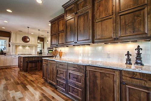 Cabinets  House  Pinterest  Wood Kitchen Cabinets Woods And Fair Wood Cabinet Kitchen Design Decorating Design