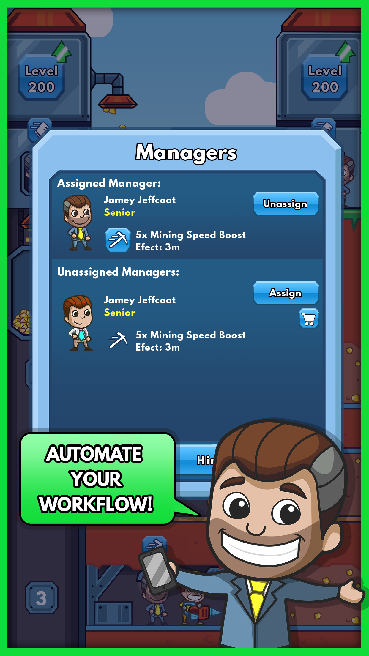 Idle Miner Tycoon Android apps free, Android apk, Free