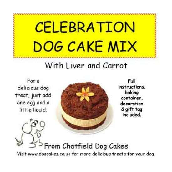 Dog Birthday Cake Mix Presents And Gifts For Dogs