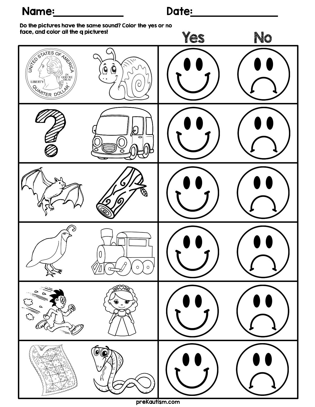 3 Worksheets Rhyming Words Y In