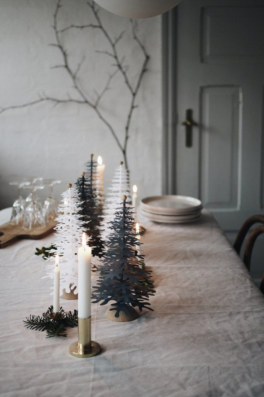 Interior Trends Top Christmas Decorating Trends For 2020 2021 Paper Christmas Decorations Christmas Decorations Christmas Inspiration