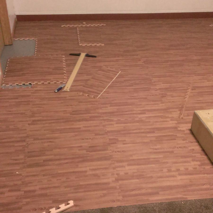 58 premium soft wood tiles workout rooms basements and future 58 premium soft wood tiles dailygadgetfo Images