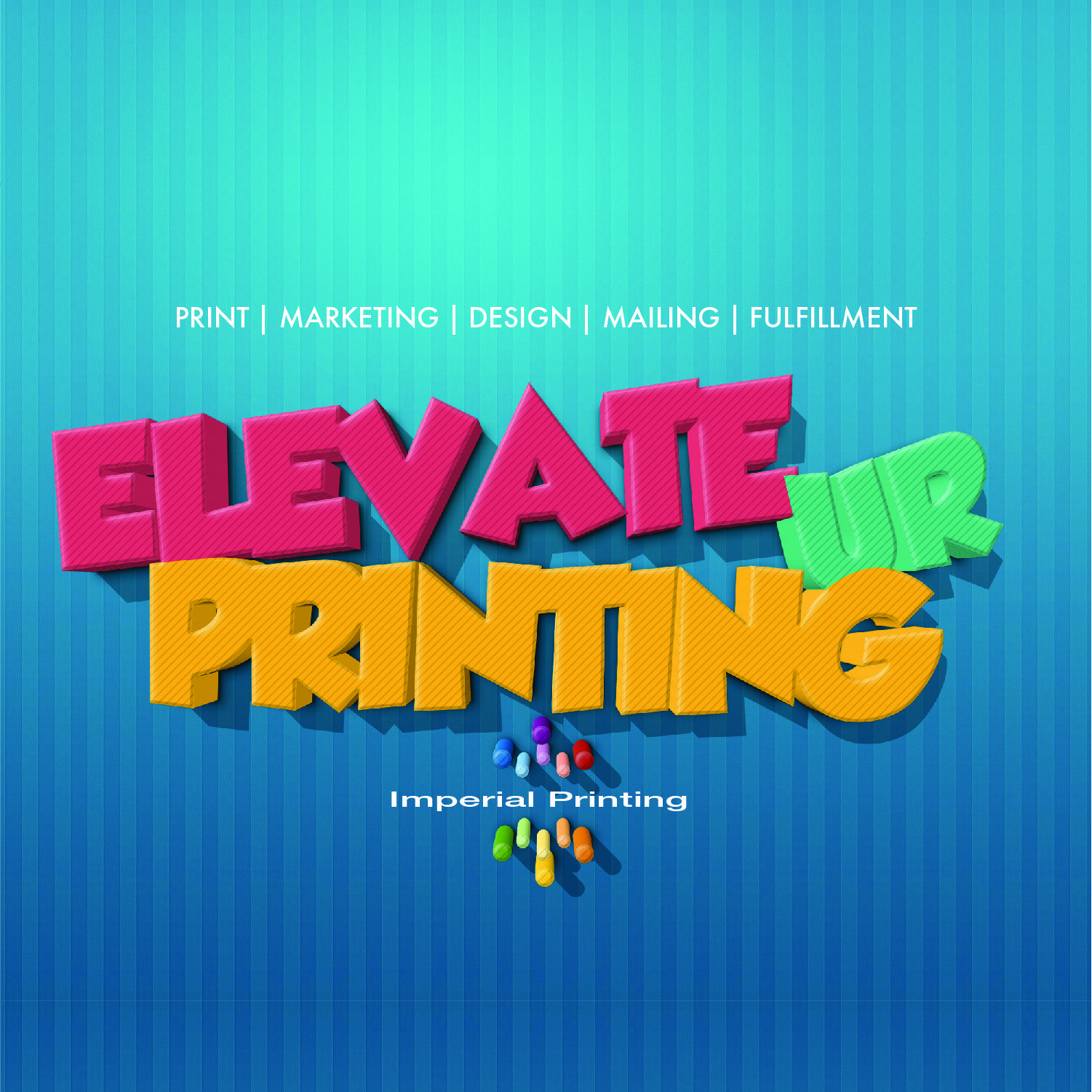 Increase your reach by expanding your brand & elevating your printing. We're on standby to take your print, marketing, & design to the next level!  www.imperialprint.com  #ImperialPrinting #B2B #Elevate #Print #Printing #Prints #PrintDesign #ScreenPrint #ScreenPrinting #Campbell #BayArea