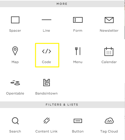 You can use Acuity Scheduling to create a calendar for