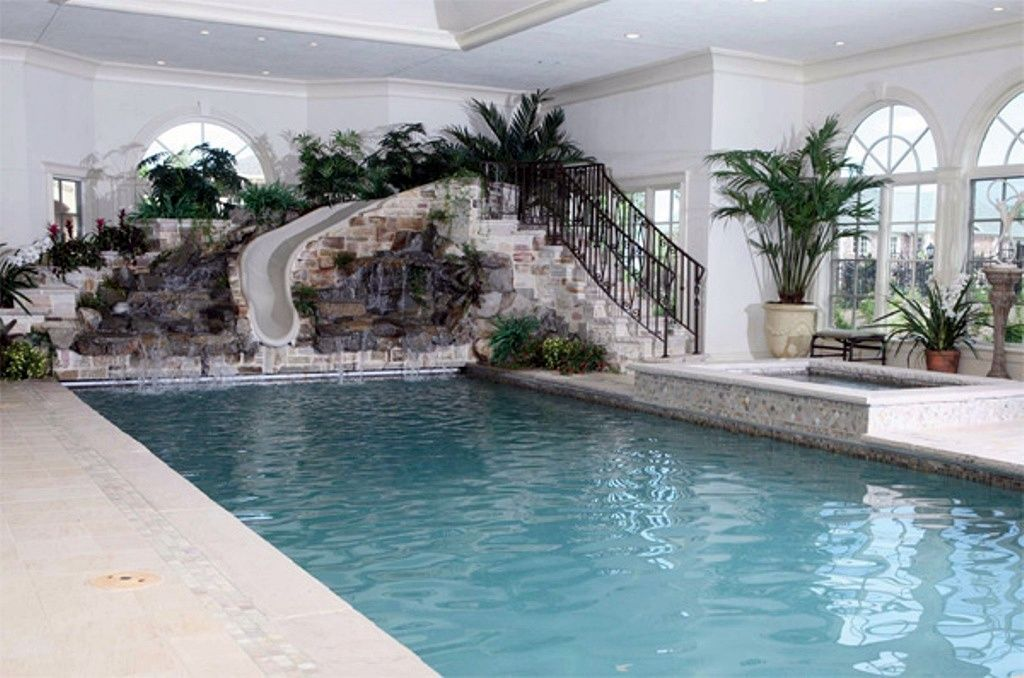 Pin By Judive Winta On Home Decor Pool House Plans Indoor Pool Design Indoor Swimming Pool Design