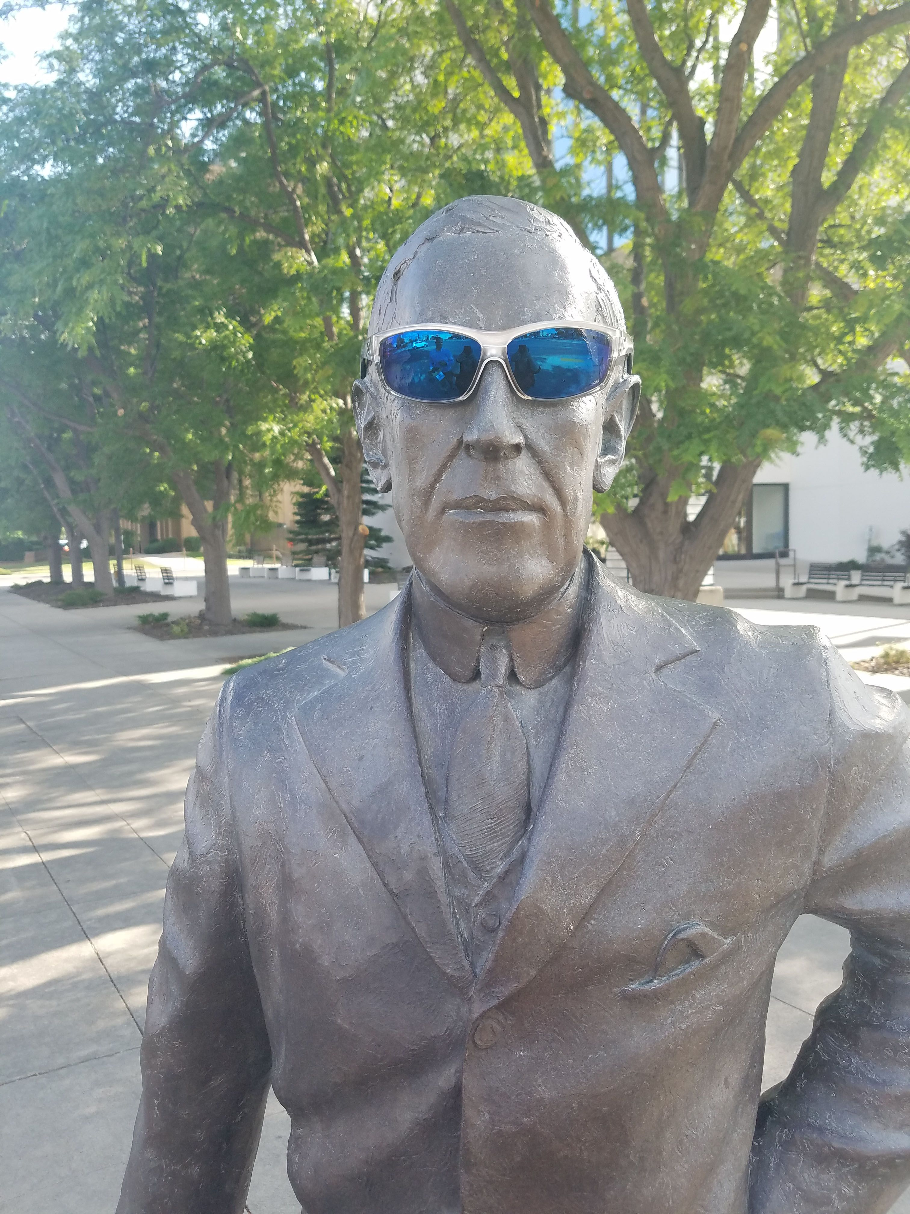 662191bbb5 I would have been a more memorable president if I had worn Costa Sunglasses....  Woodrow Wilson wearing… www.facebook.com InfinityEyeCarePC