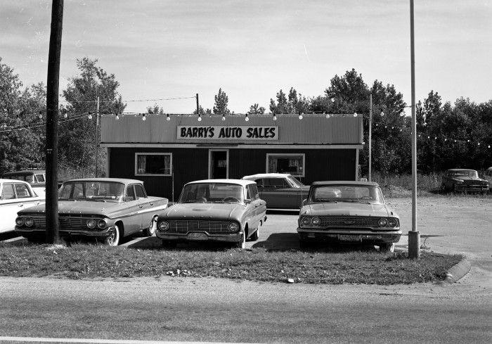 South Burlington, Vermont, 1963
