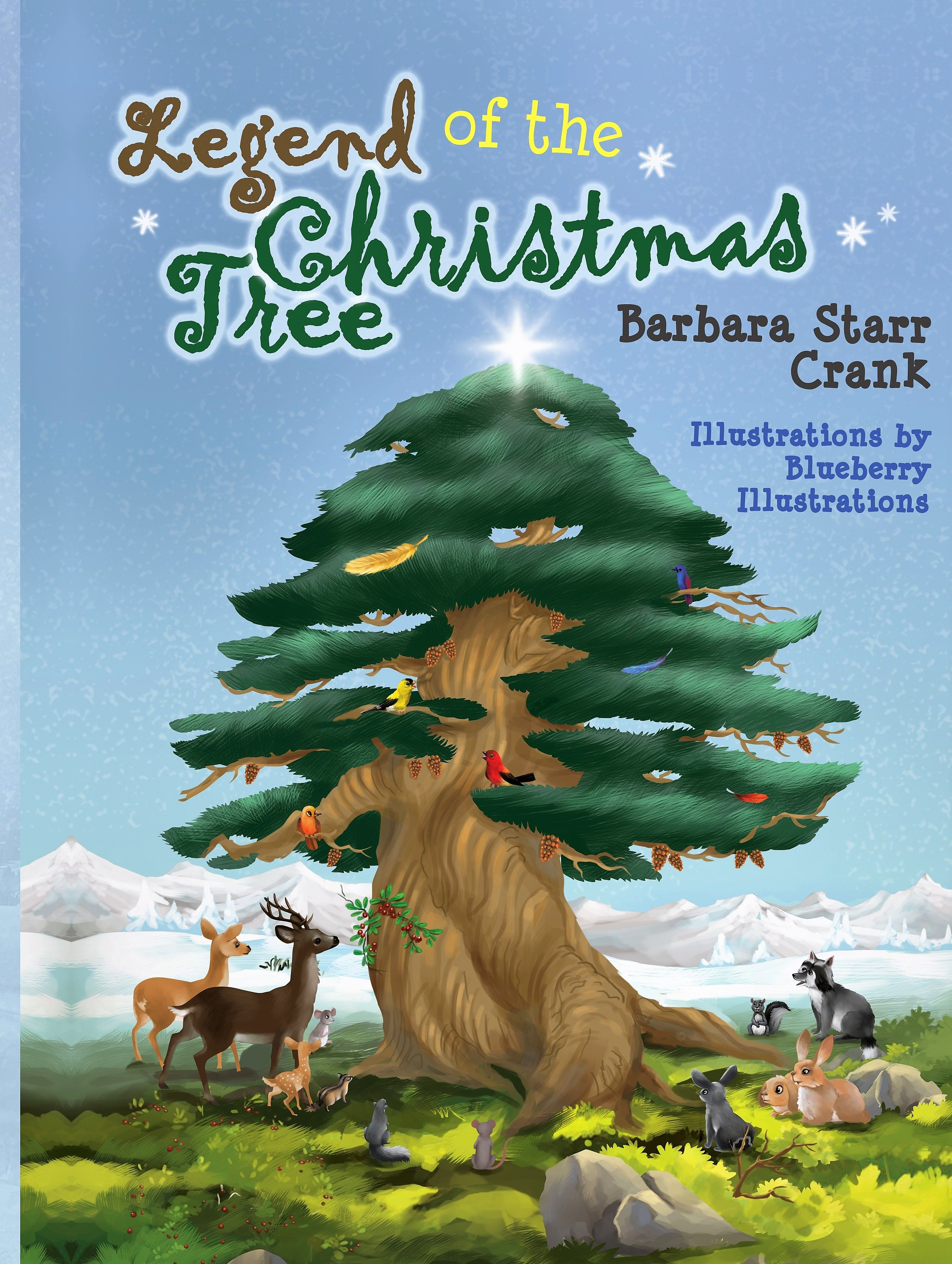 Pin by starrcrank on Books for Kids | Christmas tree, A ...