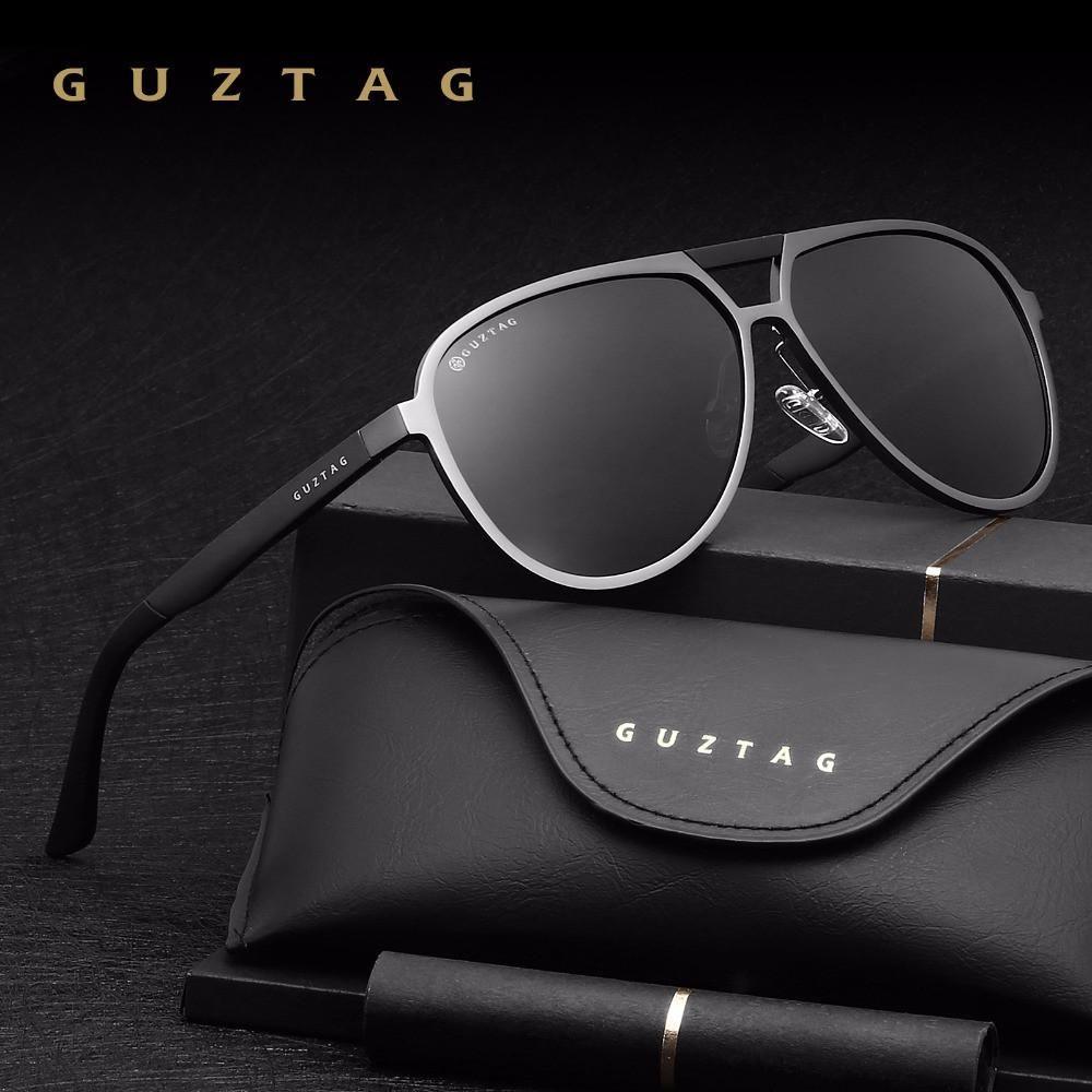Classic Aluminum Polarized Sunglasses
