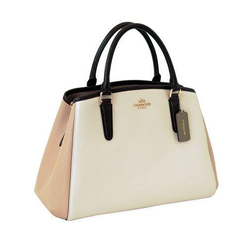 Coach Handbags 3-5 days at COACH GEOMETRIC SMALL MARGOT bag F57497 2