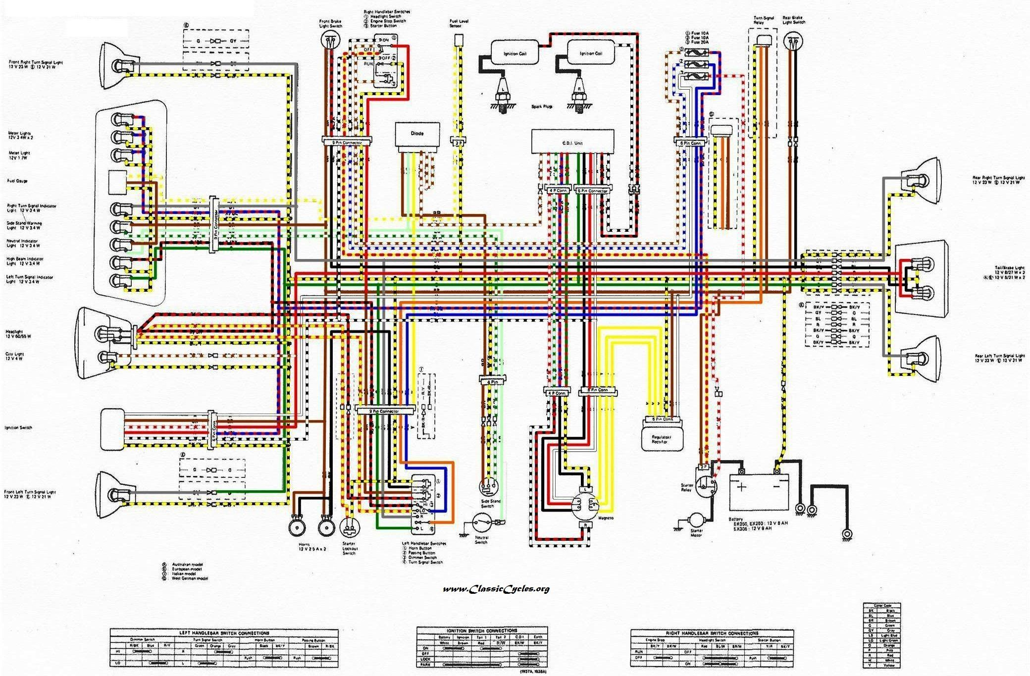 24 Complex Hero Honda Wiring Diagram Design Ideas