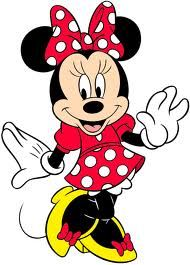Minnie Mouse, my favorite Disney character <3