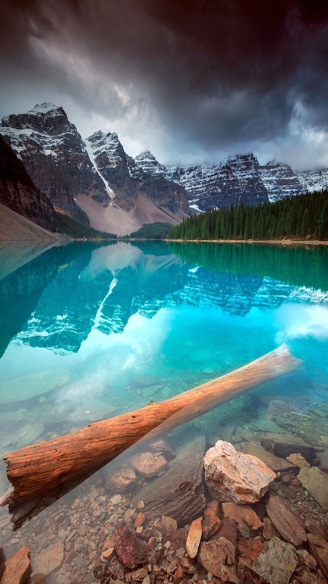 Nature Natural Landscape Body Of Water Sky Reflection Water Landscape Wallpaper Nature Wallpaper Nature Iphone Wallpaper