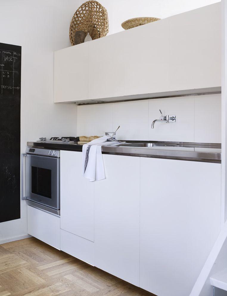 Skap plass på kjøkkenet Styling Linda Elmin, Foto Birgit Fauske, for Studio.