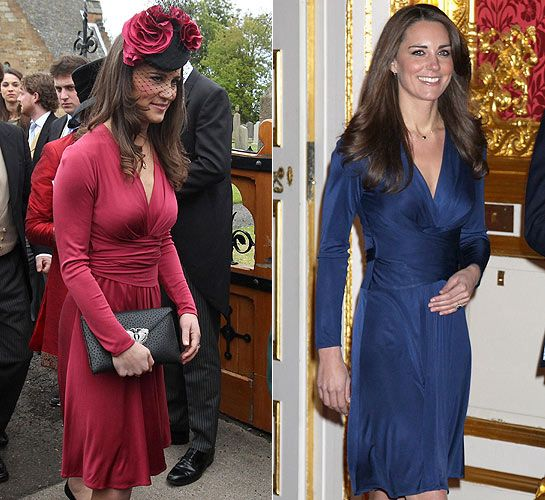 Pippa Middleton Wears The Same Dress As Kate To Friends Wedding