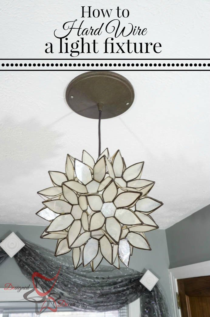 how to hard wire a light fixture do it yourself today diy light