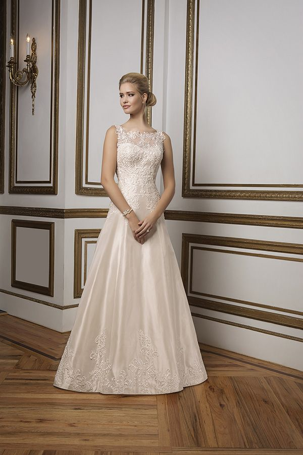 Justin Alexander Spring 2016 Embraces Old Hollywood Glamour | Bridal ...