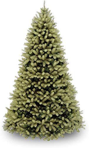 National Tree Company Feel Real Artificial Christmas Tree Downswept Douglas Fir 7 5 F Artificial Christmas Tree Christmas Tree Douglas Fir Christmas Tree