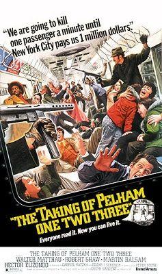 The taking of pelham one two three.