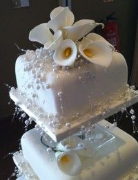 Like this cake topper, but in red