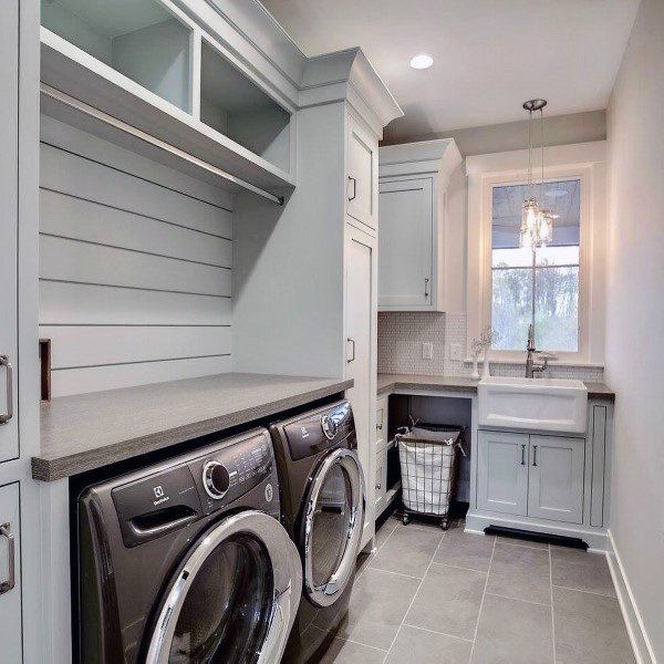 top 50 best laundry room ideas modern and modish designs on best laundry room designs id=56091
