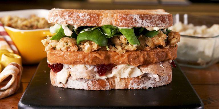 FRIENDS Moist Maker Sandwich Recipe Sandwiches