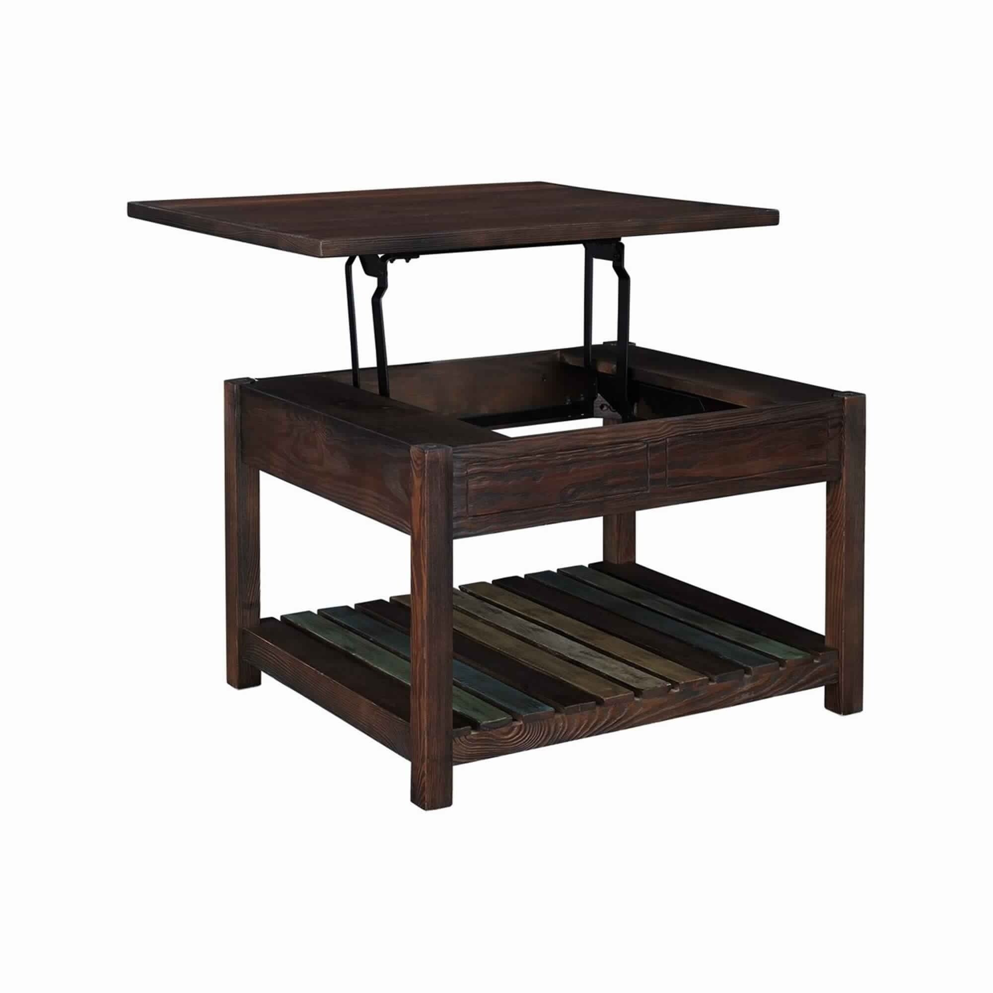Our Best Living Room Furniture Deals In 2021 Wooden Cocktail Table Coffee Table Brown Lift Top Coffee Table [ 2000 x 2000 Pixel ]
