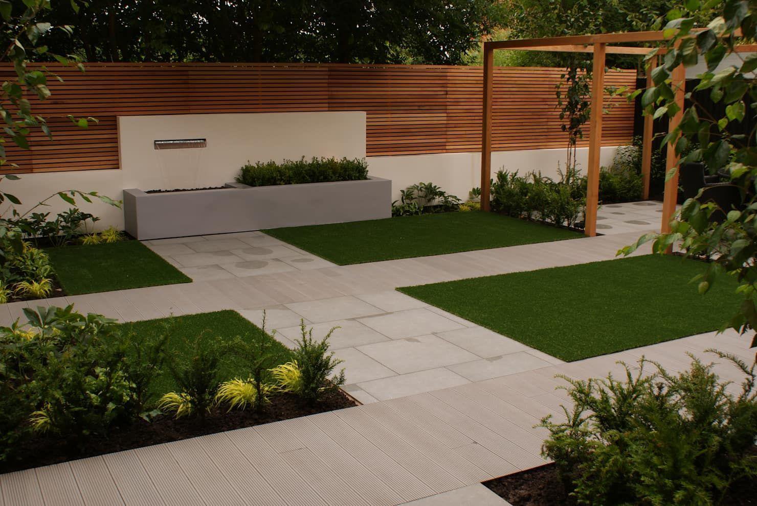 Garden Design Didsbury Modern Garden By Hannah Collins Garden Design Modern Homify Since Most In 2020 Contemporary Garden Design Modern Garden Contemporary Garden