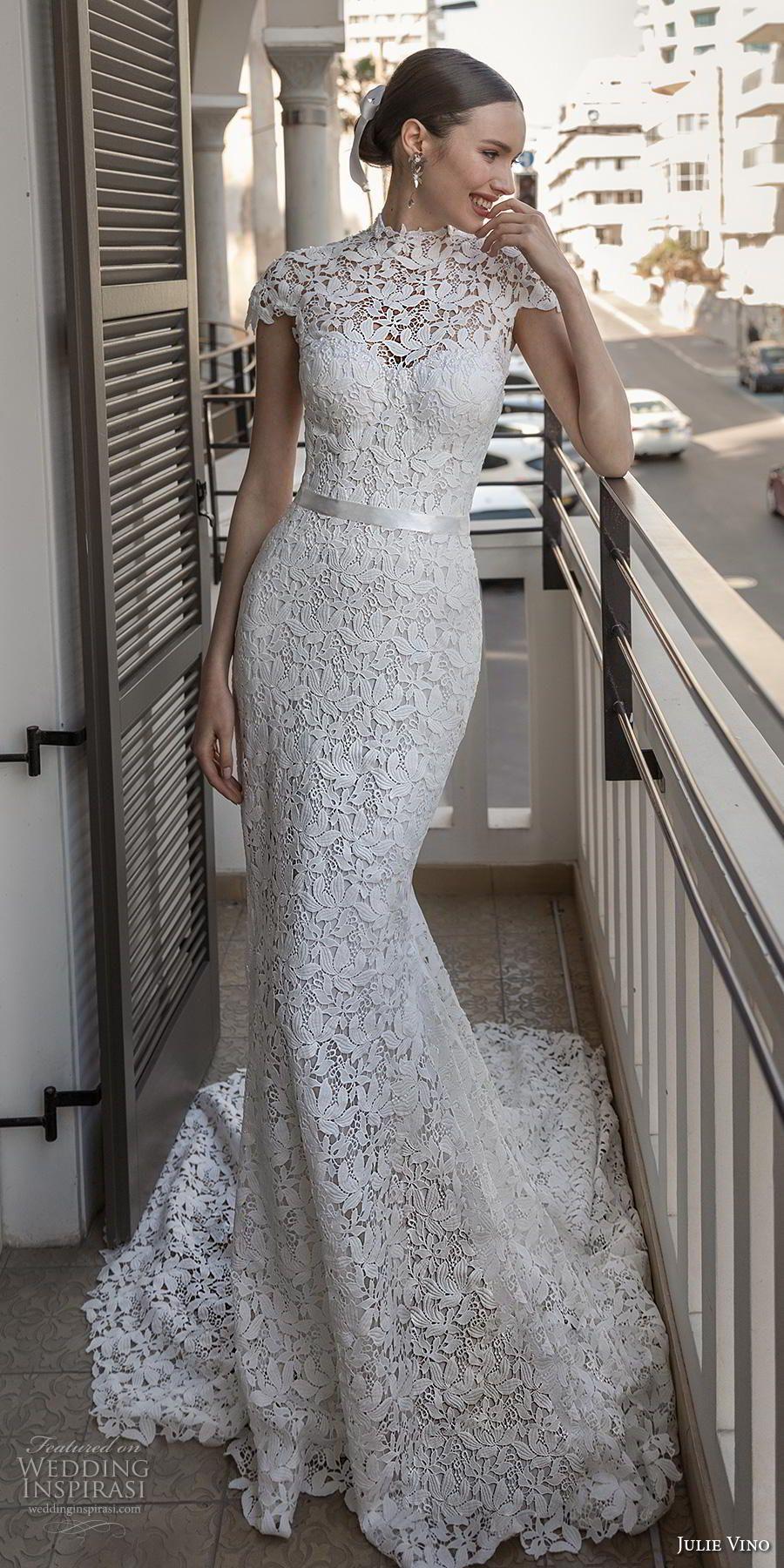 Romanzo By Julie Vino 2020 Wedding Dresses The Royal Bridal Collection Wedding Inspirasi Wedding Dress Cap Sleeves Wedding Dresses Fit And Flare Wedding Dress