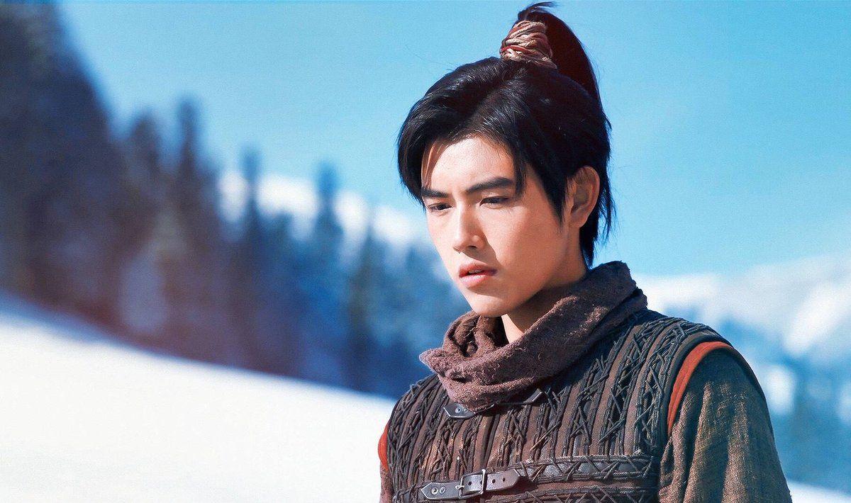 Ning Que (Chen Fei Yu) from Ever Night #asiandrama #cdrama