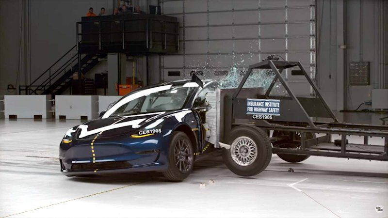 Iihs Releases Its List Of Top Safety Pick Winners In 2020 Honda