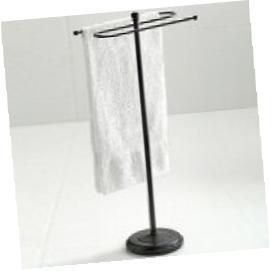 Black Hand Towel Rack Stand Free Standing Hand Towel Rack Dream