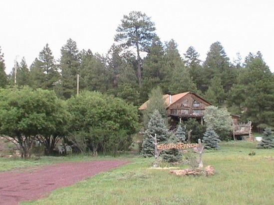Summer In A Rustic Log Cabin In Flagstaff Cabin Fever