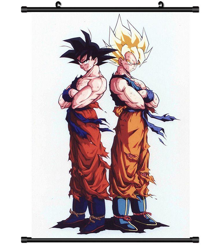 Hot Japan Anime Dragon Ball Z Goku Home Decor Poster Wall Scroll 8 X12 Pp223 Dragon Ball Art Dragon Ball Z Anime Dragon Ball