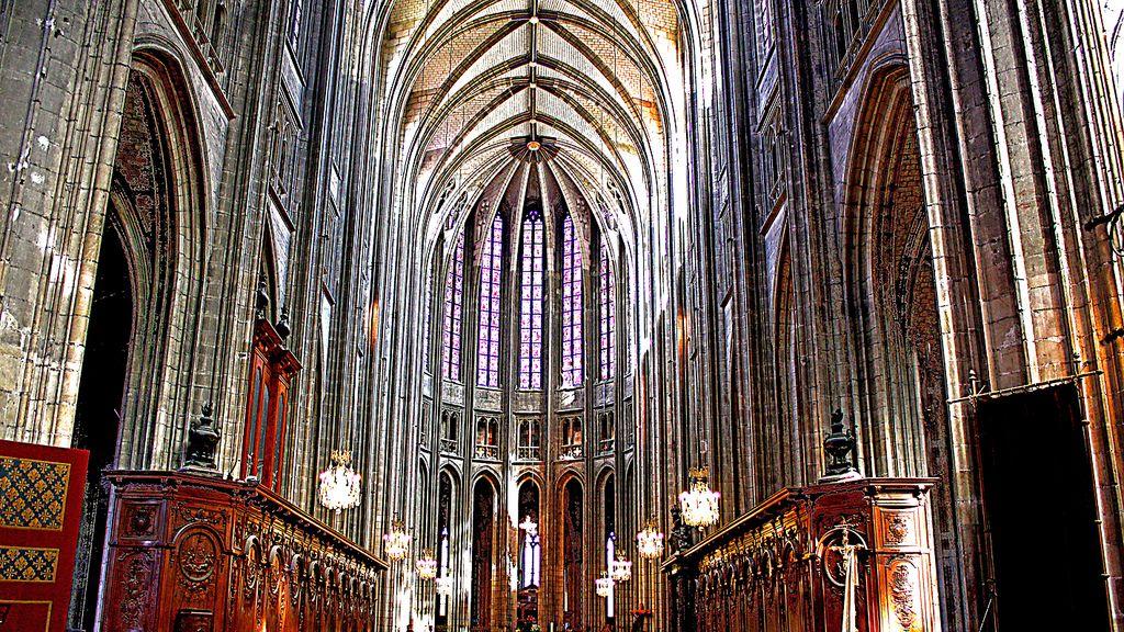 la cathédrale sainte-Croix