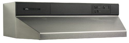 Black Friday 2014 Broan 883004 Under Cabinet Range Hood, Stainless Steel  From Broan Cyber Monday
