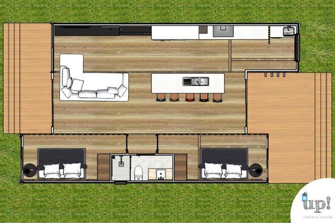 maison conteneur cl en main great vendre bien la maison conteneur dmontable with maison. Black Bedroom Furniture Sets. Home Design Ideas